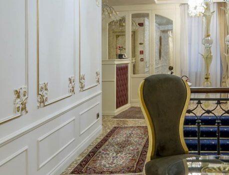 Anche Ego' Hotel Boutique di Venezia, ha scelto Pellepiù